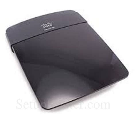 Cisco Linksys Wireless N Router E1200 Cisco Linksys E1200 Screenshot Ciscolinksyse1200