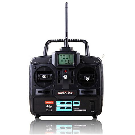 Radiolink T6ehp E 2 4g 6ch Rc Helicopter Remote Controller Transmitter reviews the newest rc review and rc news