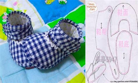 imagenes bonitas de zapatitos de bebe molde para hacer zapatitos para bebes