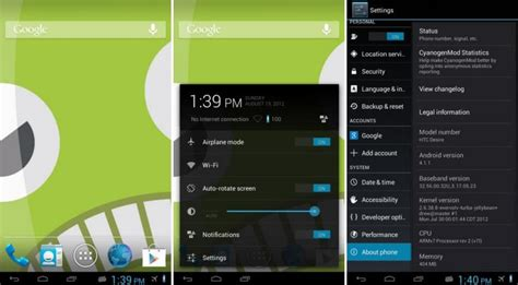 paranoid android rom top 6 best custom roms for android high performance battery