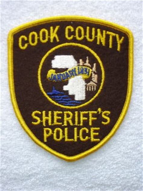 Cook County Sheriff Office by Cook County Sheriff S Office Patch