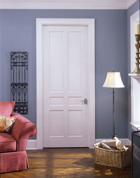 Interior Door Styles For Homes Colonial Door Traditional By Trustile Doors