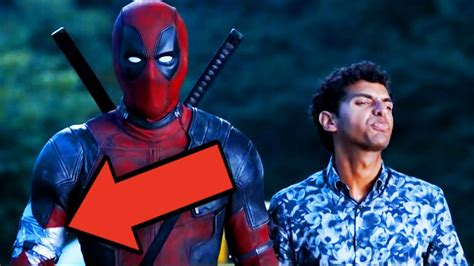 deadpool 2 trailer bob ross deadpool 2 trailer breakdown details you missed bob