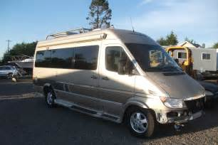 2006 airstream interstate 22 class b motorhome 154hp