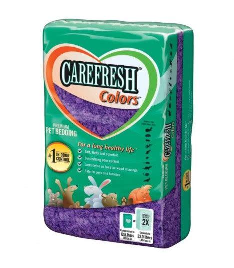 carefresh pet bedding carefresh purple pet bedding