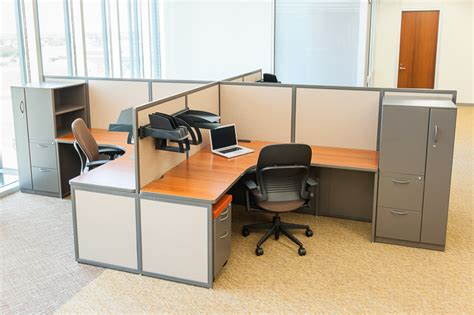 cubicle office furniture custom office cubicles designed to fit your office setting