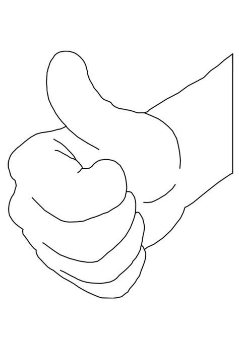 imagenes gesto ok p 225 gina para colorir gesto com a m 227 o ok img 25677