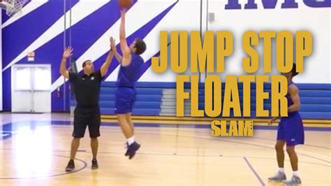 how to to stop jumping how to perform a jump stop floater