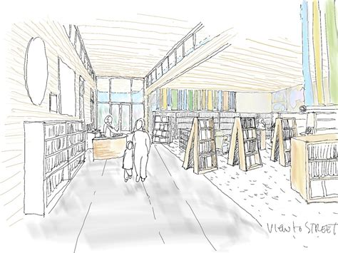 pattern library sketch new brisbane public library karin payson architecture