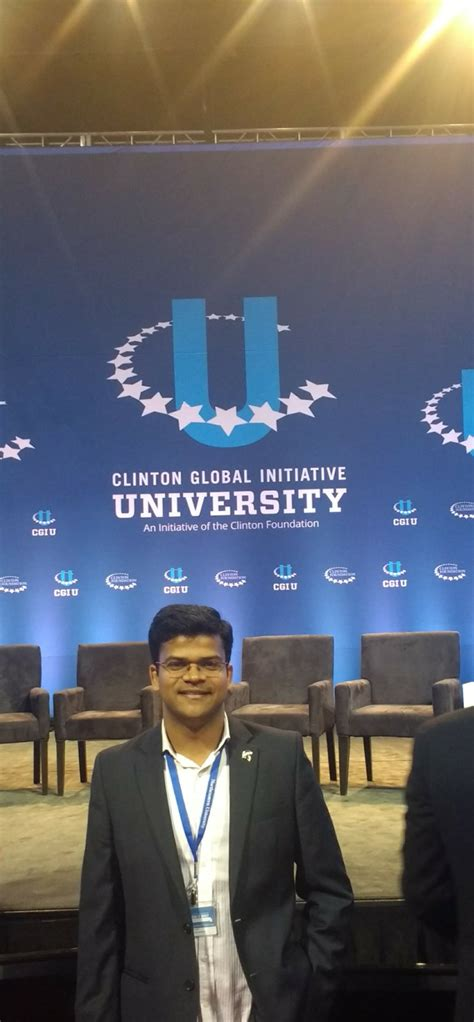 Msu Executive Mba Class Of 2017 by Mba Pitches Startup At Clinton Global Initiative