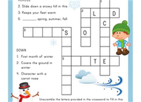 give comfort crossword clue crossword worksheets free printables education com