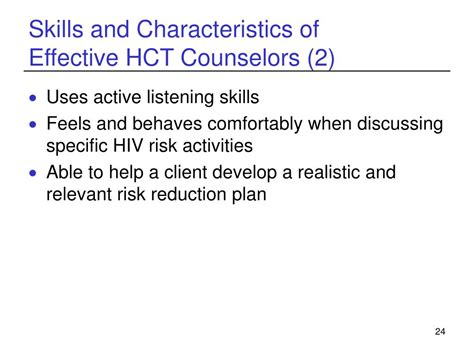 ppt hiv counseling and testing hct powerpoint presentation id 372282