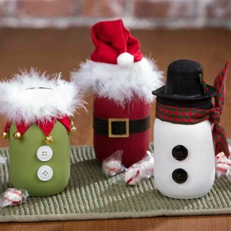 Decoration Pere Noel A Faire Soi Meme d 233 corations de no 235 l 224 faire soi m 234 me 60 photos d id 233 es diy