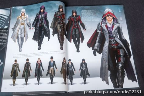 the art of assassins book review the art of assassin s creed syndicate parka blogs