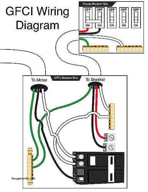 3 wire 220v wiring diagram best of 3 wire 220v gfci