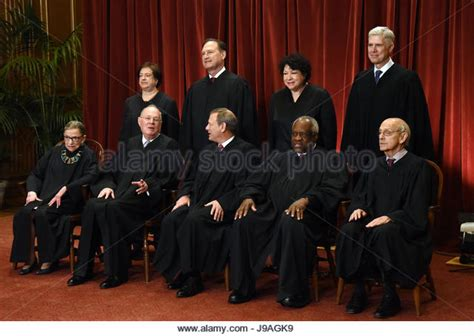 members supreme court supreme court associate justice samuel stock photos