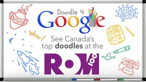 doodle 4 canada winners doodle 4 canada royal ontario museum