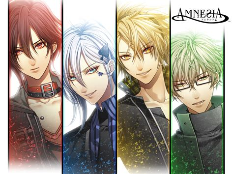 anime amnesia kuri s official blog quot zoetrope quot by yanagi nagi lyrics tv