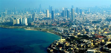 tel aviv future skyline tel aviv ce travel