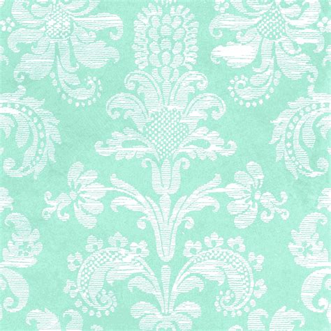 green wallpaper decor mint green mint green damask motif pinterest mint