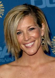 wright hair styles general hospital laura wright s new haircut 2013
