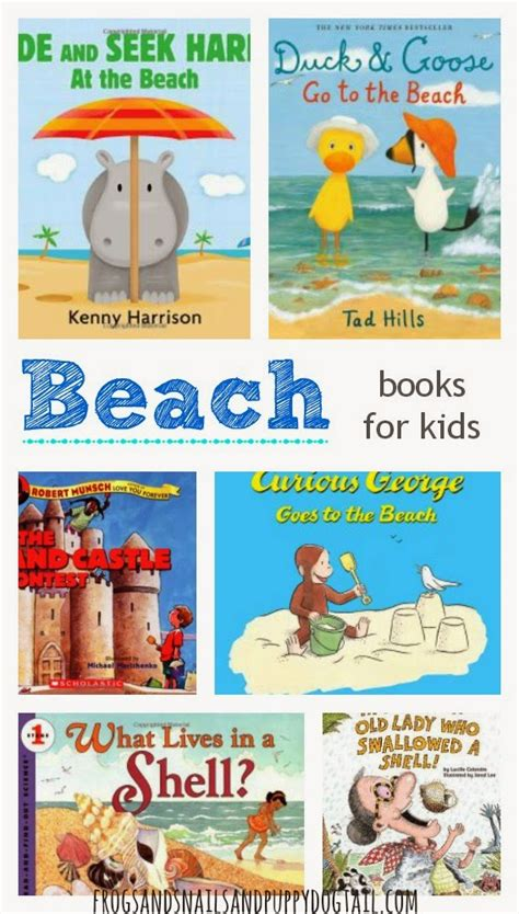 a seaside books and themed kid activities fspdt