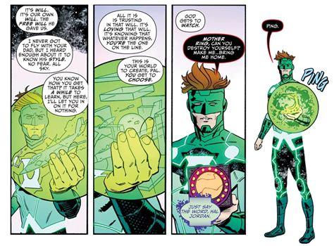 green lantern god of light green lantern activates god mode in the darkseid war ign