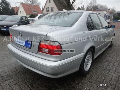 2001 bmw 530i capacity 2001 bmw 520i 1 klimaautomatic new model car photo