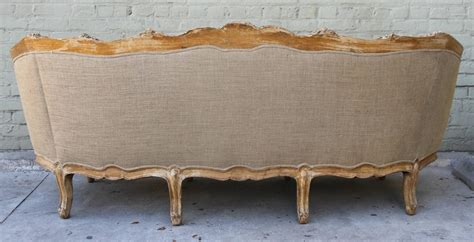 carved sofa french carved louis xv style sofa at 1stdibs