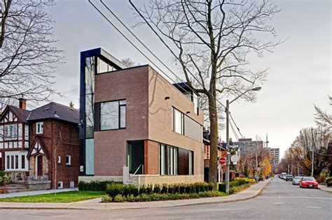 home exterior design toronto 63b modern exterior toronto by a sellar architectural photographer