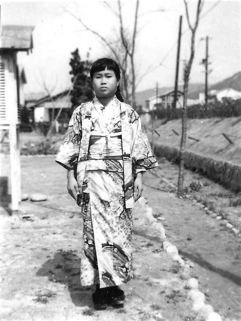 Sadako Origami - sadako 1955