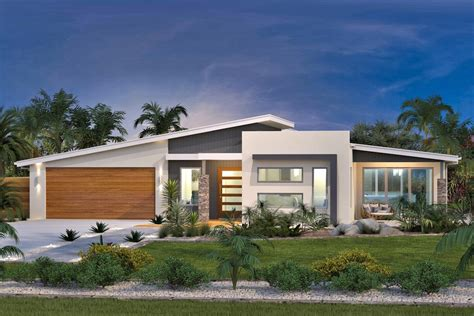 House Design Build Brisbane Parkview 290 Element Home Designs In Queensland G J