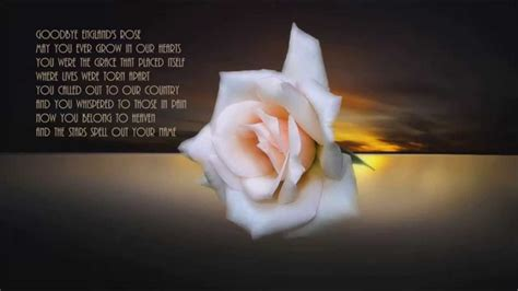elton john candle in the wind lyrics candle in the wind 1997 elton john lyrics hd youtube