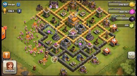 coc th7 base in hd image coc th7 base in hd image newhairstylesformen2014 com