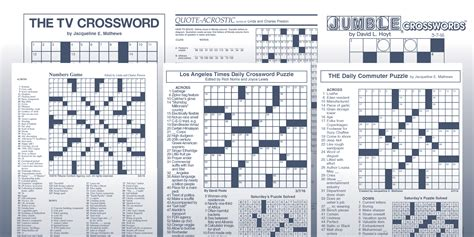 usa today crossword march 11 six original crosswords your readers can rely on jumble