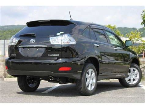 toyota harrier 2012 used toyota harrier 2012 for sale japanese used cars