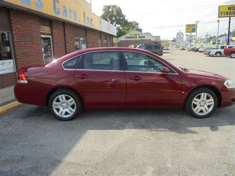 chevrolet radcliff ky chevrolet impala for sale in radcliff ky carsforsale