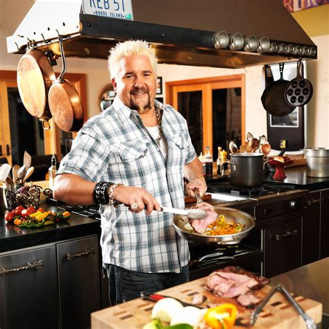 guy fieri s home kitchen design guy fieri awards cutlery license to lifetime brands inc