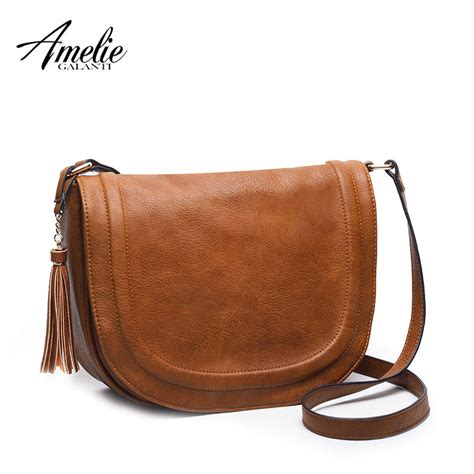Amelie Galanti Messenger Bags 00981042 aliexpress buy amelie galanti messenger bags soft cover crossbody bag for solid