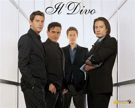 el divo pin il divo on
