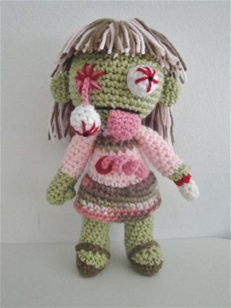 crochet pattern zombie zombies we love amigurumi
