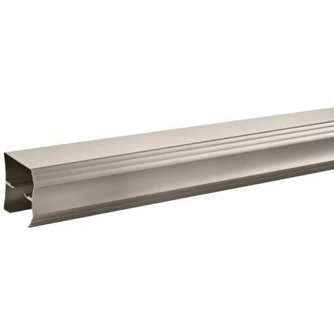 Shower Door Rails Delta 60 In Sliding Bathtub Door Track Assembly Kit In