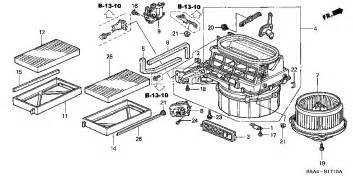 Honda Crv Exhaust System Diagram Diagram Crv Exhaust System Auto Parts Diagrams