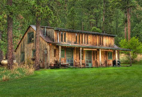 cabin at green mountain