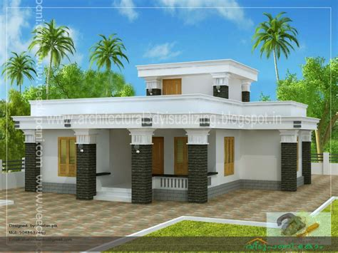 low budget kerala villa home design floor plans building home design budget house plans beautiful small house