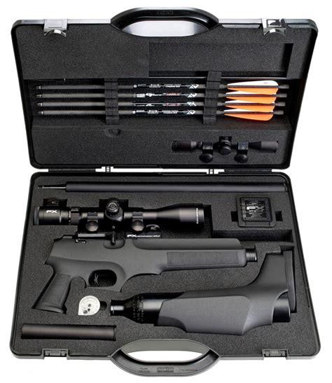 Fx Verminator Mk Ii Pcp Air Rifle cool air rifle air bow verminator mkii