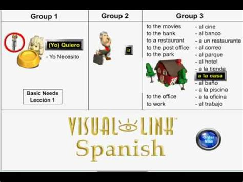 theme definition in spanish learn spanish lesson 1 basic needs youtube