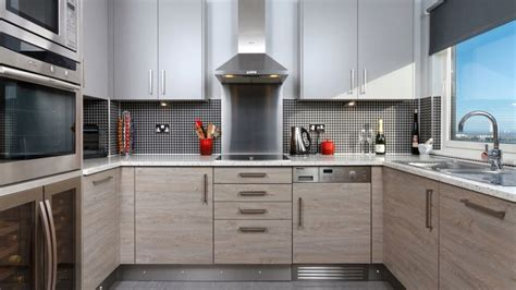 Compact Schuller Kitchen Design In Cardiff Kitchen Design Cardiff