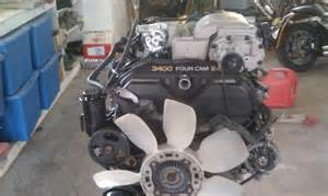 Toyota 3 4 Supercharger For Sale 1994 Toyota 4runner 3 4 5vzfe Project Priced To