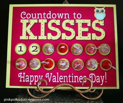 countdown to valentines day countdown to valentines day archives pink polka dot